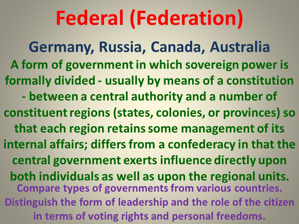Political Systems. - ppt download