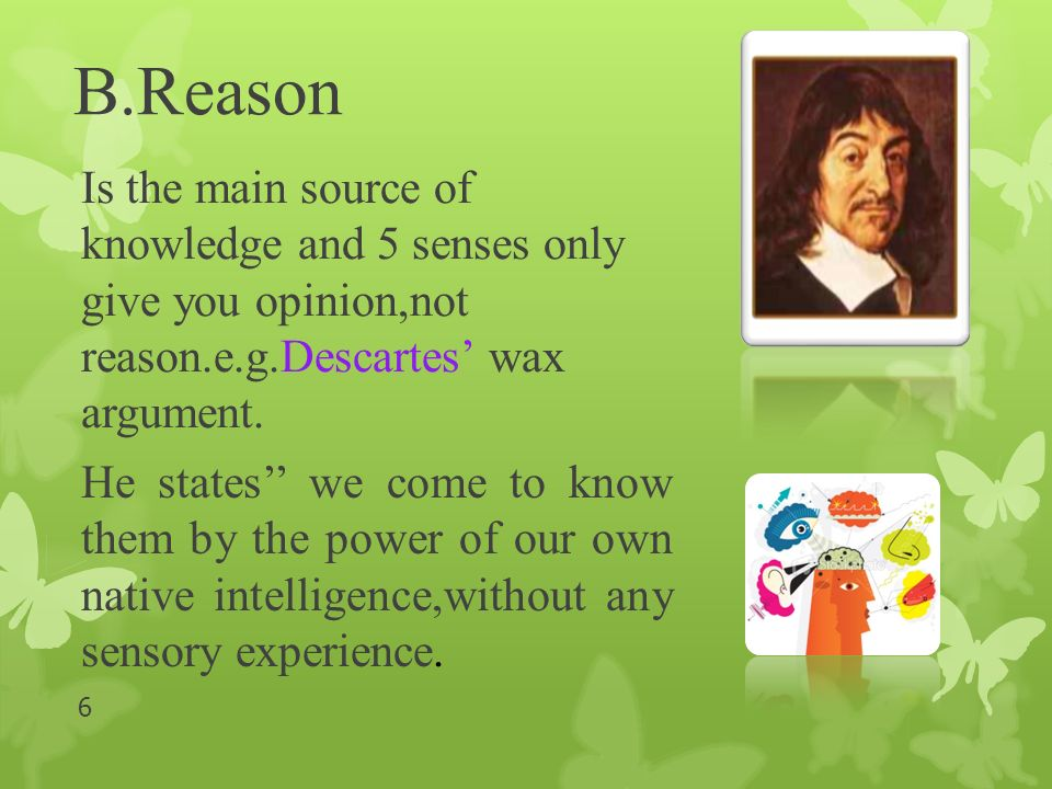 a discussion of descartes vs locke debate on innate ideas Primary among these innate ideas are mathematical ideas and the idea of a god   hume follows this thinking to its logical conclusion  his argument that miracle  stories are almost certainly untrue is the most  at both rationalists like descartes  and empiricists like locke, berkeley, and hume for answers.