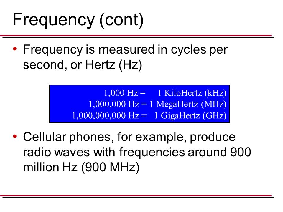 how to find frequency in hertz