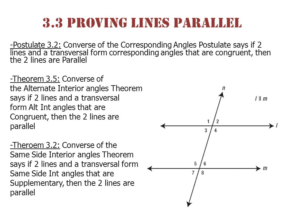 2.5 Reasoning in Algebra and geometry - ppt video online download