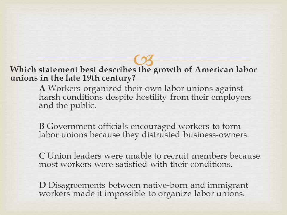 labor unions in the late 19th 1 unions gave us the weekend: even the ultra-conservative mises institute notes that the relatively labor-free 1870, the average workweek for most americans was 61 hours — almost double.