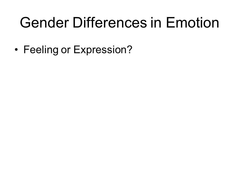 gender differences in test anxiety Anxiety as a mediator of gender differences in math involves trying to understand whether gender differences in math test performance can be.