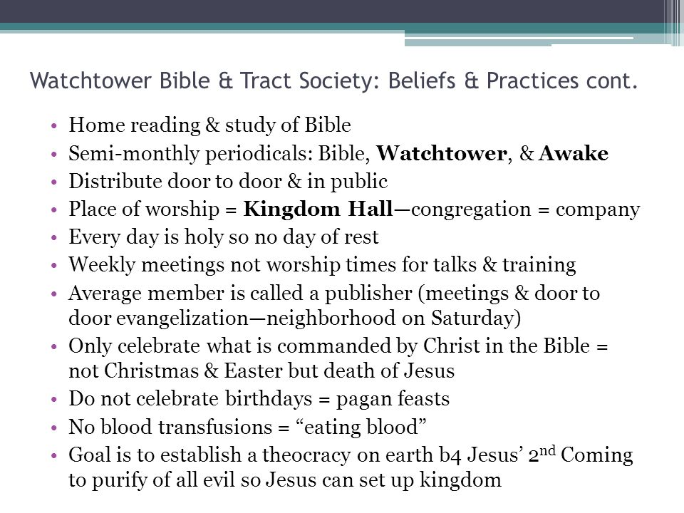 christianity beliefs and practices pdf