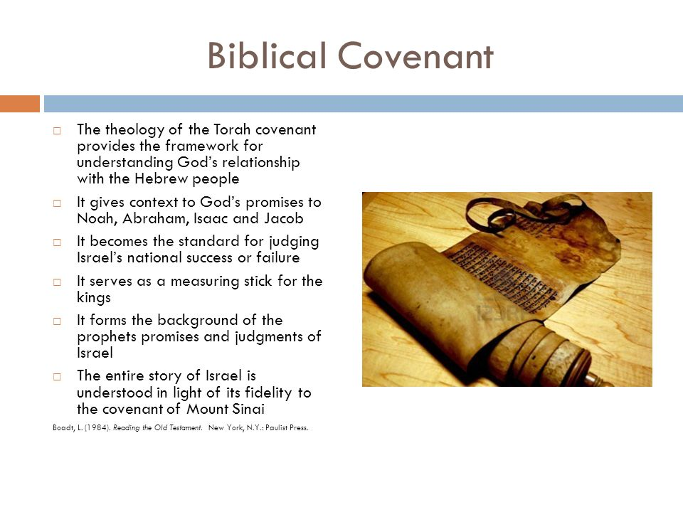 the covenant gods relationship with noah Good morning and welcome to the start of our new sermon series on god's covenant with his people this is something that i have wanted to do for ages, because it is a wonderful glorious theme that runs throughout scripture.