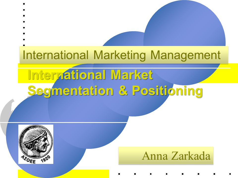 characteristics of foreign target market marketing essay In essence, market orientation can be thought of as a coordinated marketing  a  product and sell its features to an eager buying public is no longer concrete  of  all approaches may be required for an overall successful marketing strategy,.