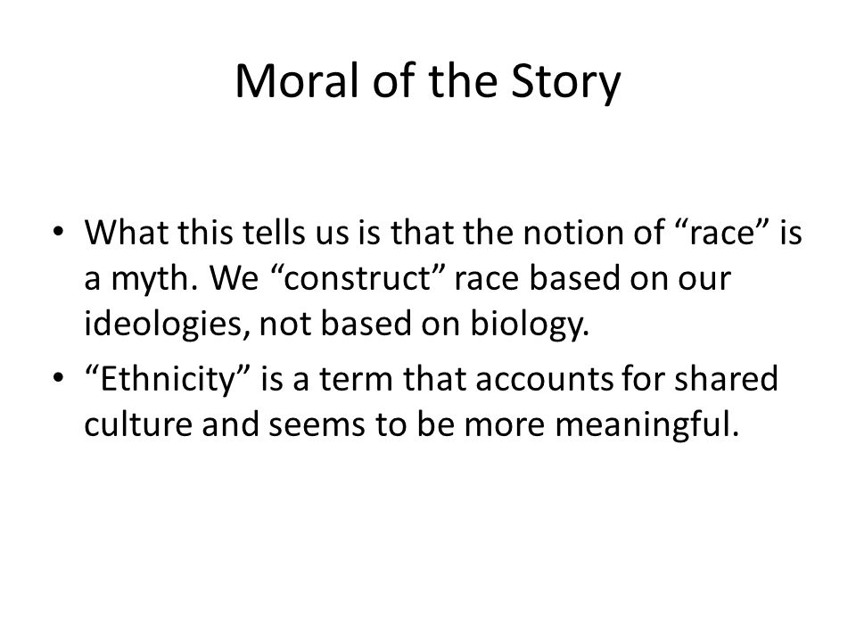 how do our notions of race Our school textbooks tell the story of the anzacs as a group of  white people's incorrect notions of race this is known as white fragility, a concept coined by multicultural educator robin diangelo white fragility is also exposed through people of colour's leadership, which challenges the power dynamics of whiteness, or when a white.