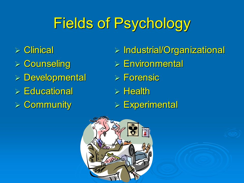 an overview of the profession of a psychologist Overview & intro to abfp forensic psychology is the application of the science and profession of psychology to questions and issues relating to law and the legal.