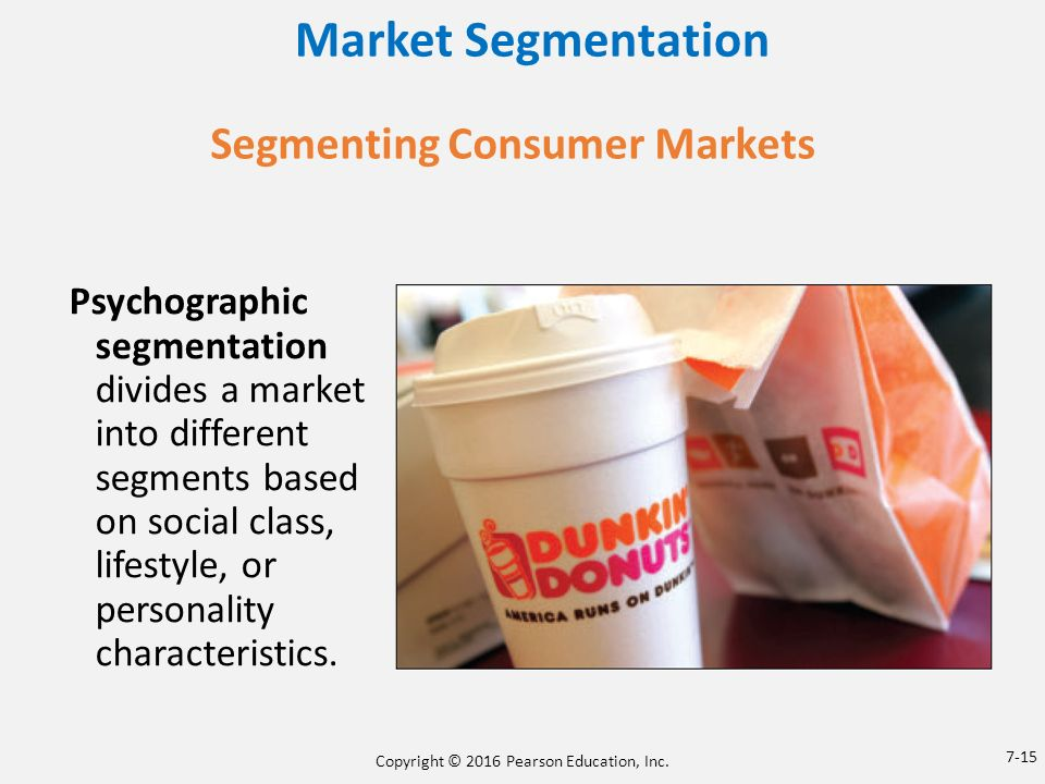 """the consumer market segment and target market marketing essay Market segmentation a market segment is """"the type of market or customers a company will serve"""" (kotler & keller, 2011, p 39) market segments are generally a subset of a market, which allows the marketer to classify the type of possible customers into groupings (i e , segment."""