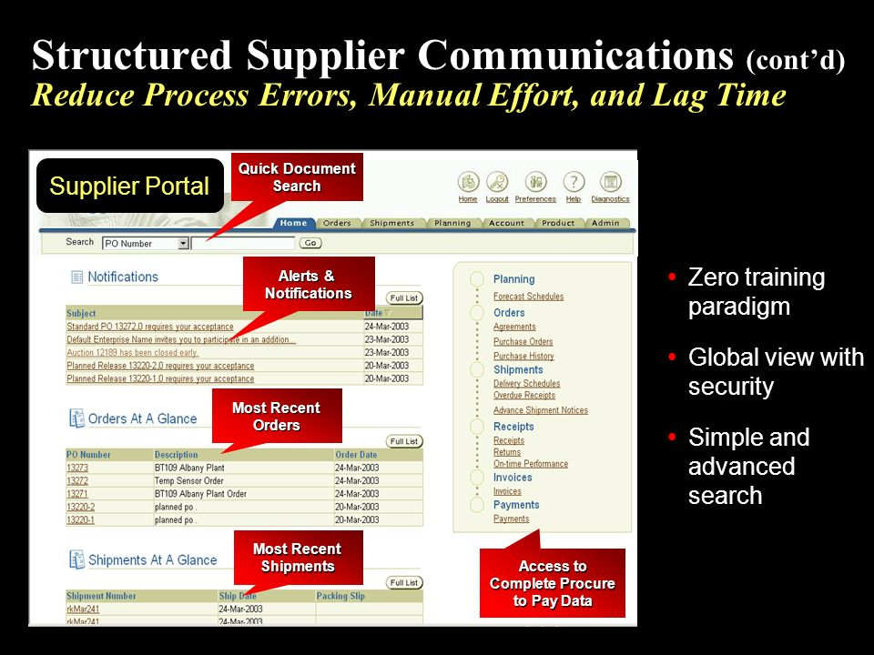 how to set up a new supplier in oracle