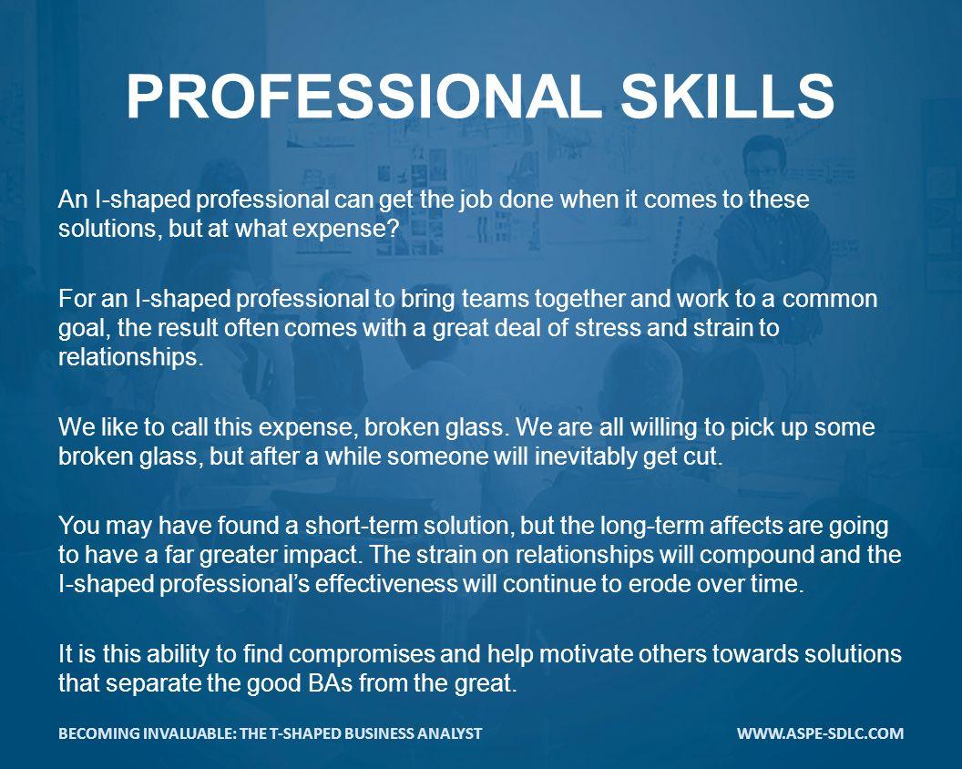 professional skills