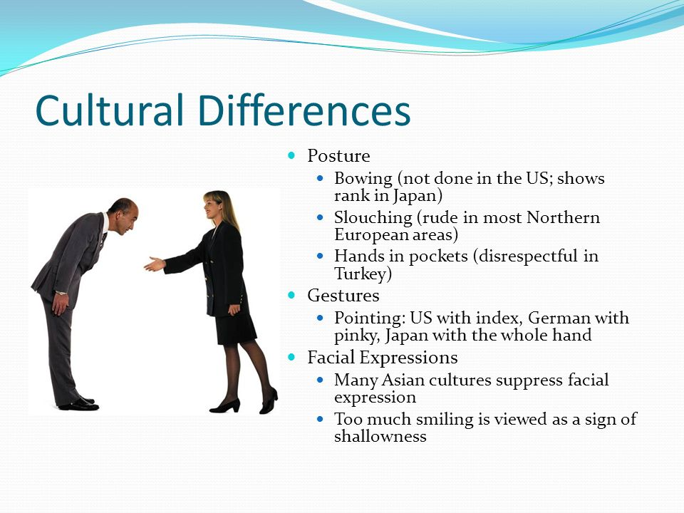 cultural differences and advertising expression of Cultural differences in body language and universal facial expressions cultural differences in interpersonal skills have long been recognised as essential to maintaining effective communication, within both the political and the global business worlds.