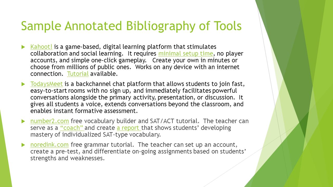 Annotated bibliography online shopping