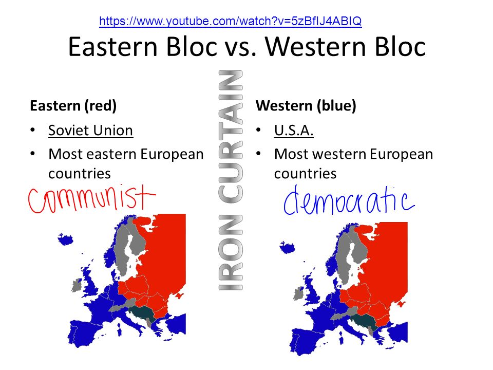 eastern european bloc Here are the maps of the different countries found in eastern europe how are all of these countries geographically different.