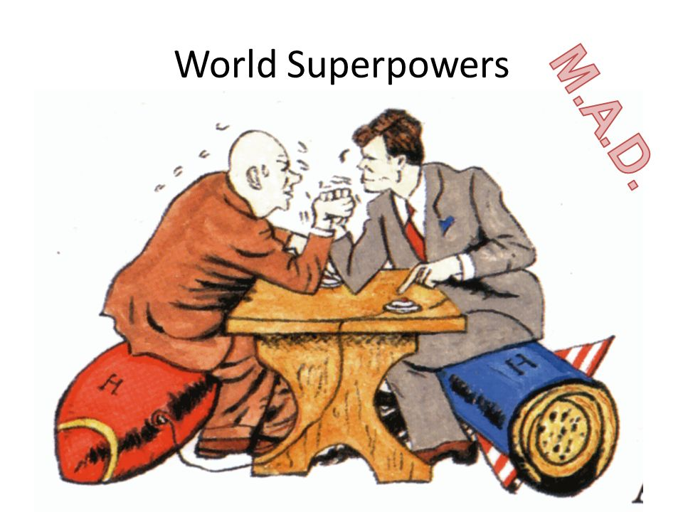 an analysis of the rise of superpowers after wwii World war ii summary & analysis back  virtually unchecked by western powers preoccupied with problems closer to home through the troubled years of the late 1930s.