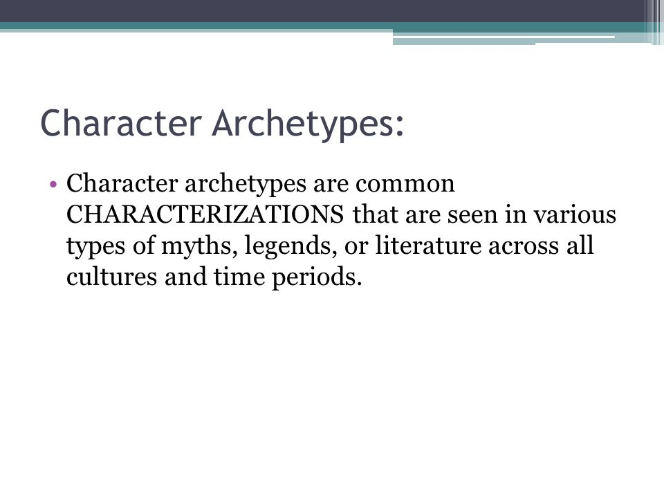 types of archetypes in the arthurian legends Accordingly, modern media has referenced king arthur and his  these forms of  media have chosen to be centered around king arthur due to  this gives the  audience a bit different feeing of the legend of king arthur, as the.
