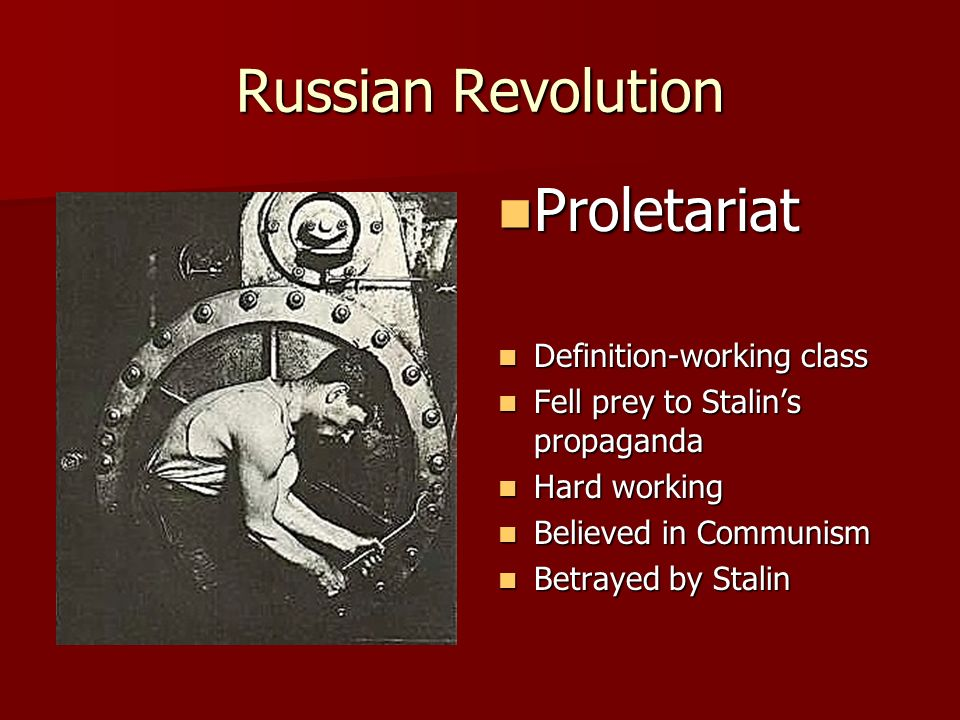 ALLEGORY Comparing Animal Farm to The Russian Revolution ...