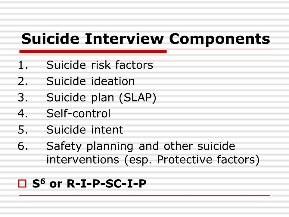 Suicide assessment intervention and coping ppt video for Safety plan suicidal ideation template