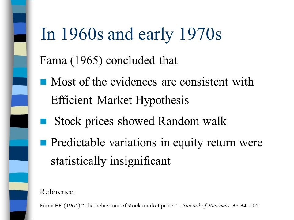 forms of market efficiency pdf