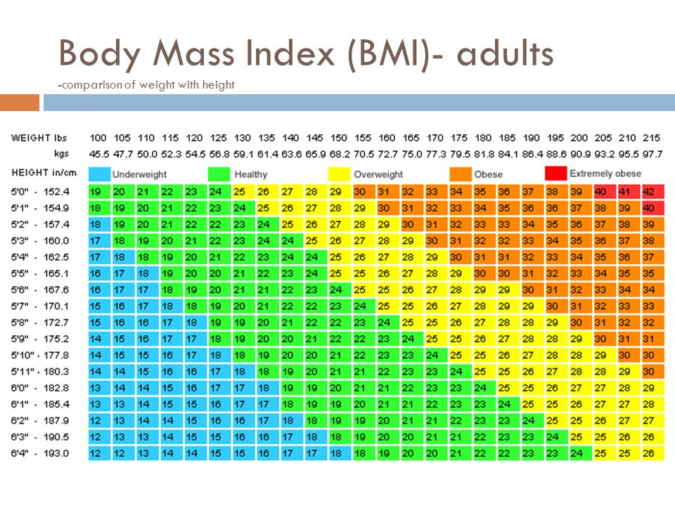Adult body mass index — photo 2