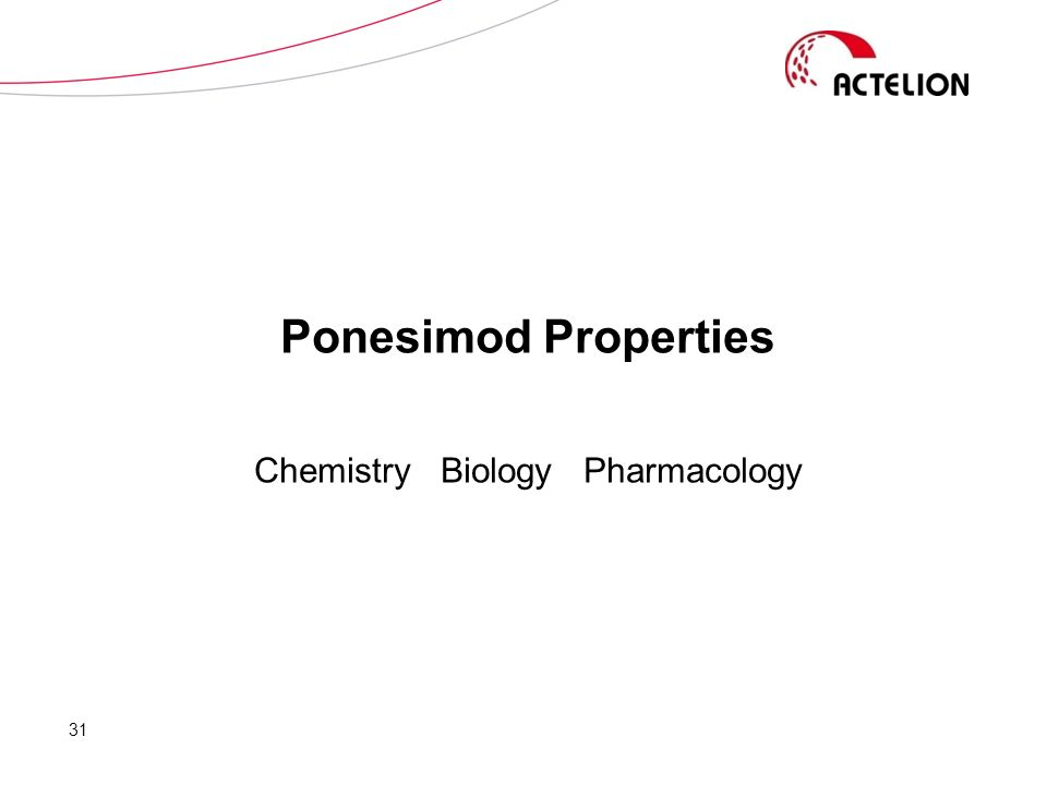 Chemistry Biology Pharmacology