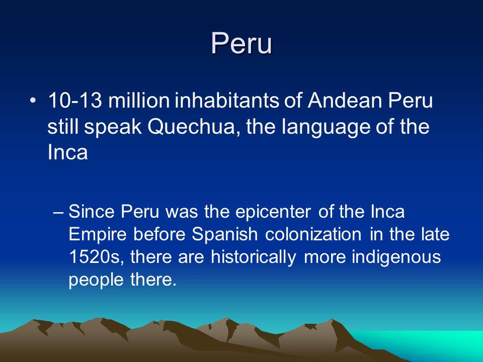 inca language quechua - photo #26
