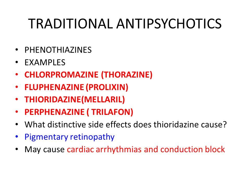 Thorazine Side Effects Sun