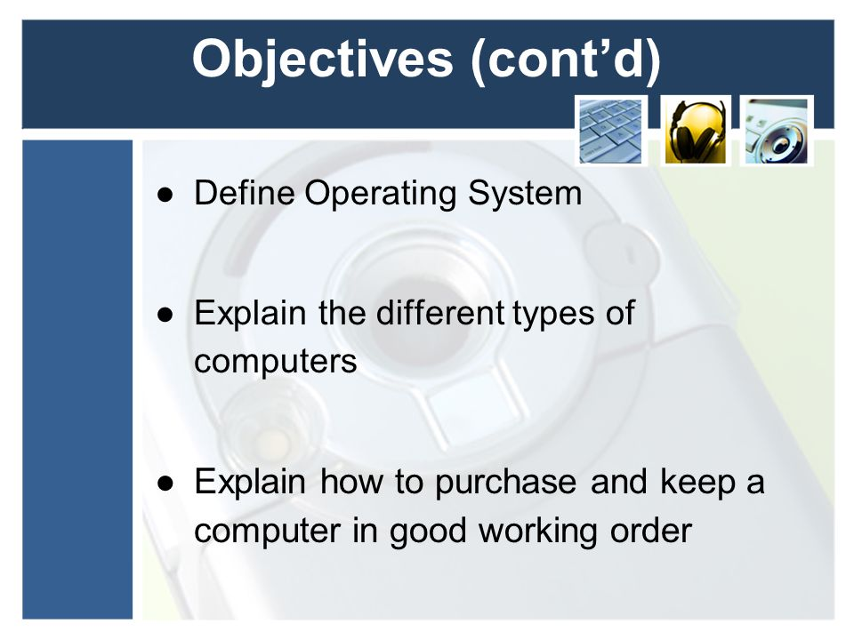 an analysis of the topic of the four major functions of an operating system in the computer software Operating system also known as the resource managerstorage management:  where he writes how-to guides around computer fundamental , computer software, computer programming, and web apps  the three main functions of an operating system  what is file system.