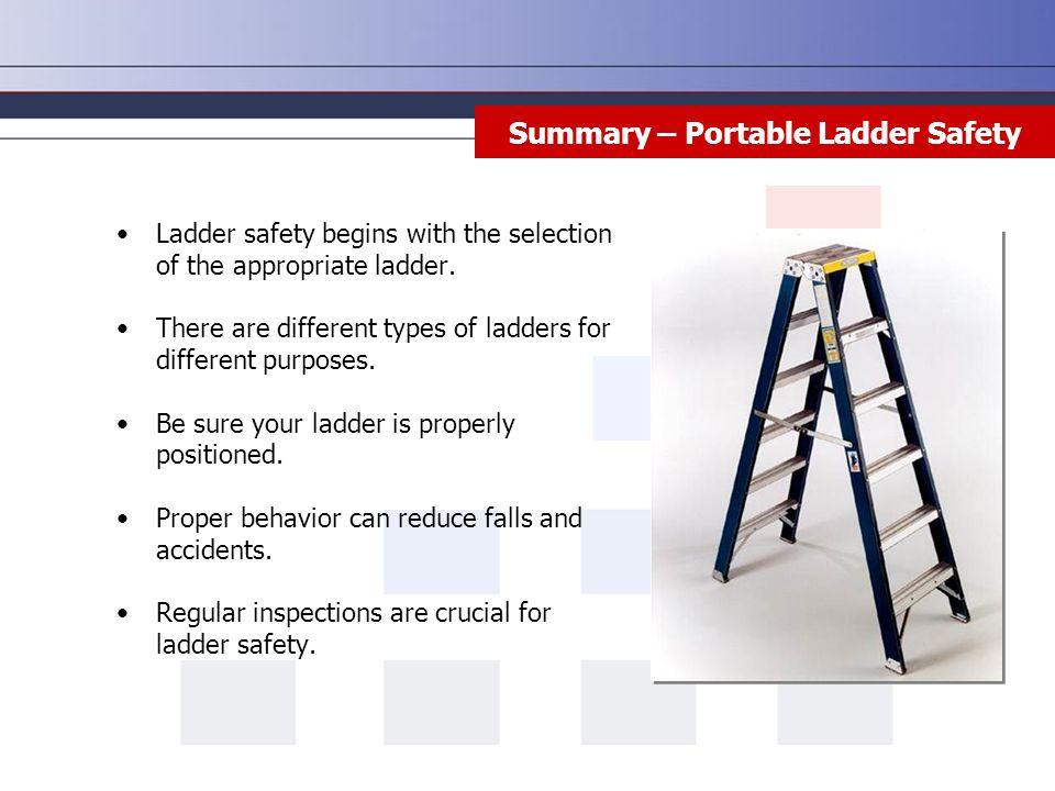Portable Ladder Types Best Ladder 2017