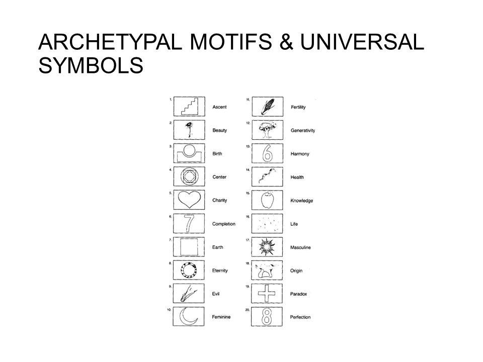 Archetypal Motifs Universal Symbols Ppt Video Online Download