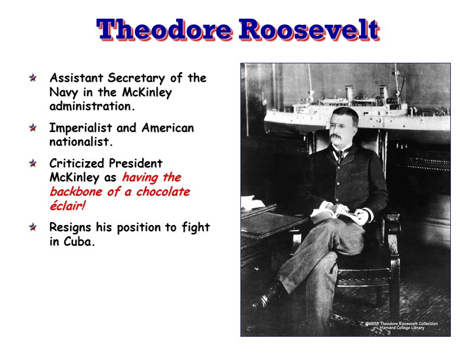 the life and administration of theodore roosevelt A couple hours past midnight on 14 september 1901, william mckinley died of his gunshot wounds theodore roosevelt suddenly became the youngest man ever to hold the office of president of the united states however, as tr knew, if he wanted to create real lasting change, he would have to work with.