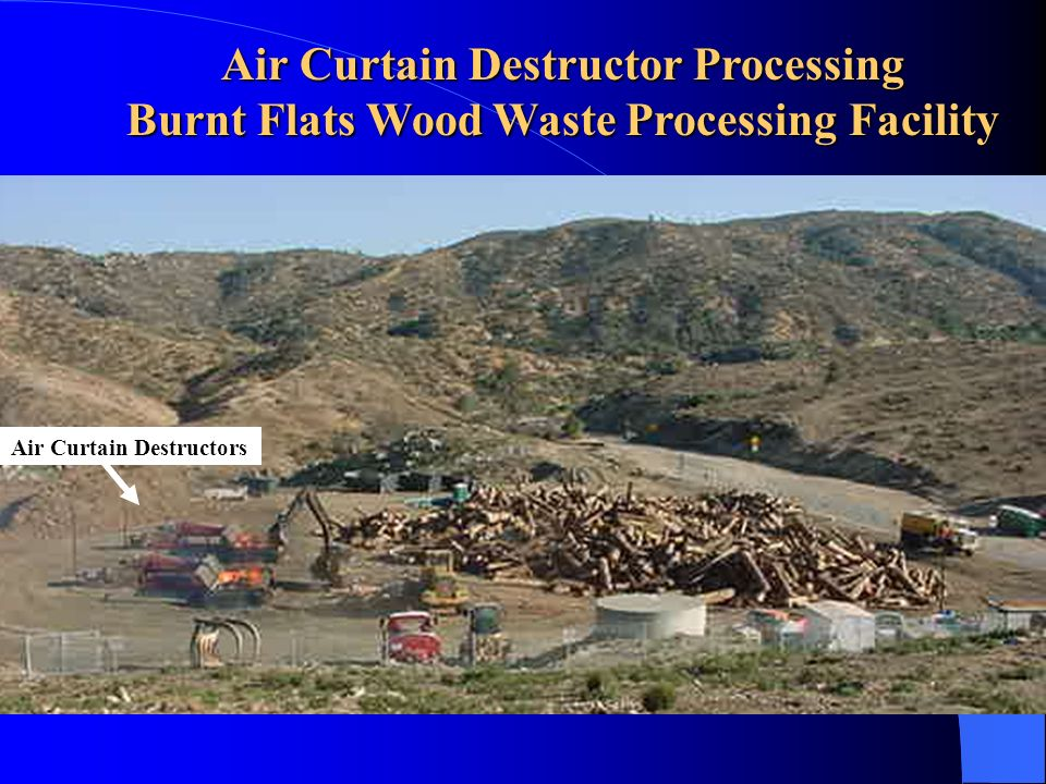 Bark Beetle Waste Disposal Methods And Diversion Ppt