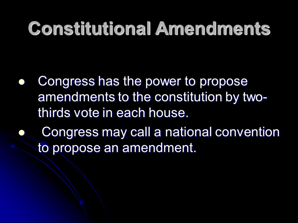 The Scope Of Congressional Powers Ppt Video Online Download