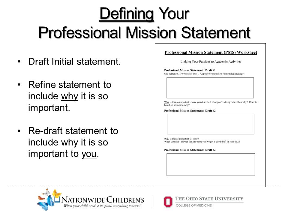 """according to covey what is the purpose of a personal mission statement Personal mission statement i was first introduced to the importance of """" beginning with the end in mind"""" by developing a personal purpose."""