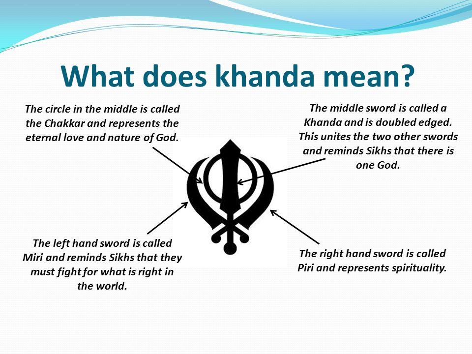 Sikhism Symbols Meaning | www.pixshark.com - Images ...
