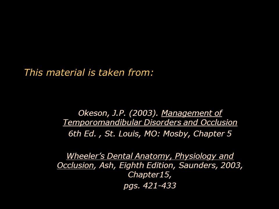 Magnificent Wheeler Dental Anatomy Festooning - Human Anatomy Images ...