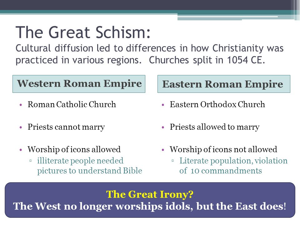 The West no longer worships idols, but the East does!