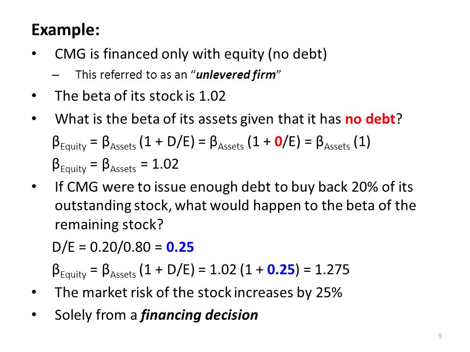 determinants of beta and wacc 1 answer to what factors determine the beta of a  determinants of beta what factors determine the beta of an  i need my wacc on macy's inc calculated along.