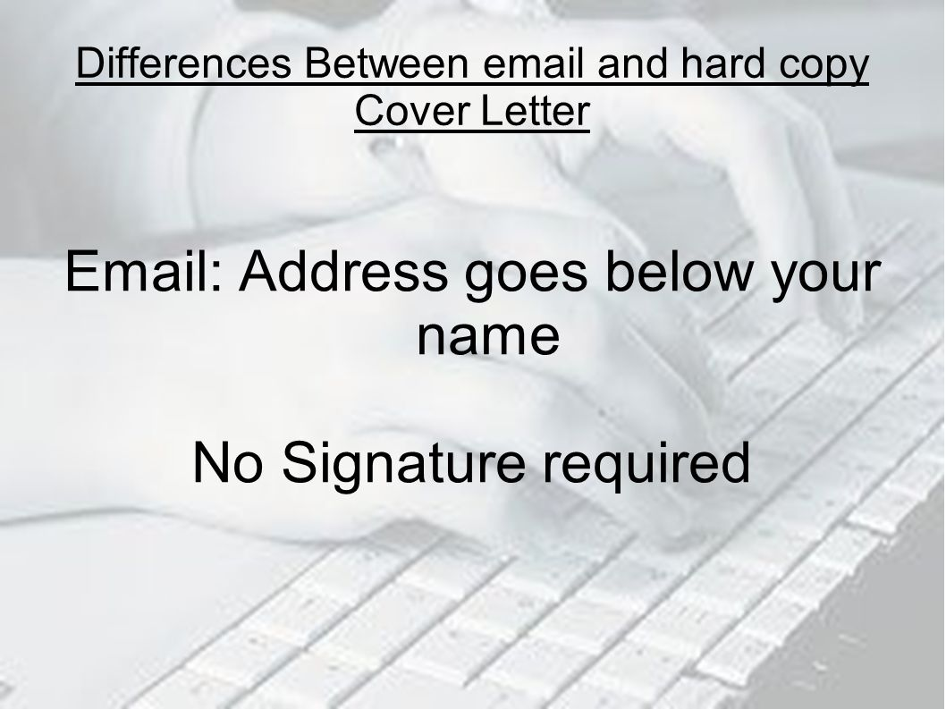cover letter    curriculum vitae