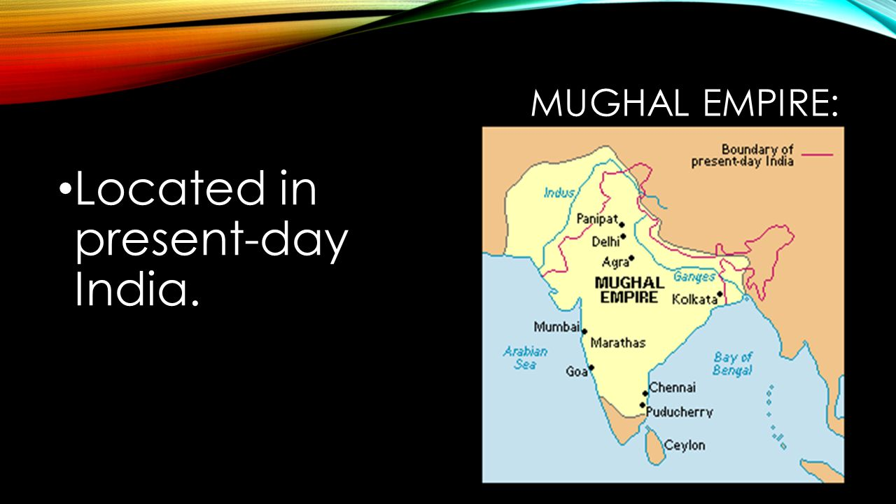 effect of mughal empire in modern india The mughal empire was a muslim dynasty that ruled northern india  and parts of modern pakistan and afghanistan the mughal empire was  established by zahir-ud-din muhammad babur, a descendant of timur  and genghis khan, in 1526, which lasted until 1857 the mughals  introduced the use of artillery in war.
