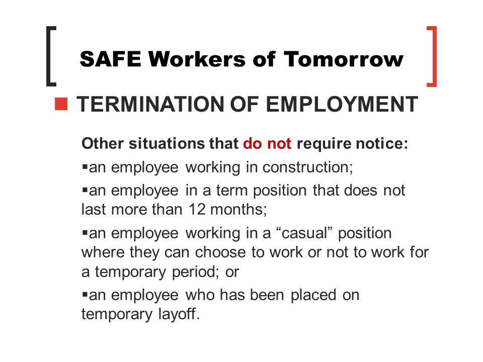 Safe workers of tomorrow ppt download safe workers of tomorrow spiritdancerdesigns Image collections