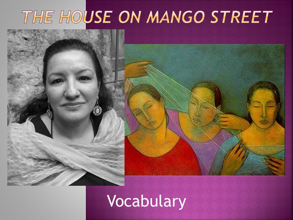 the never ending dreams in sandra cisneros the house on mango street Sandra cisneros' 'a house of my own' is a bigger structure than 'the house on mango street' sandra cisneros' 'a house although she claims she never.