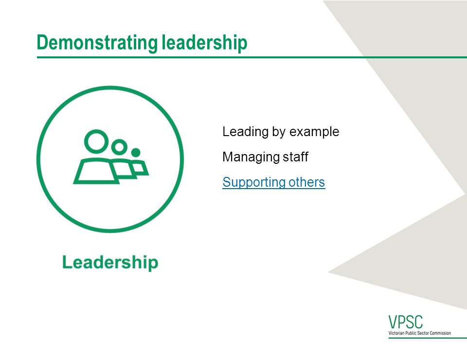 How to Demonstrate Leadership at Work through Team Building and People Skills