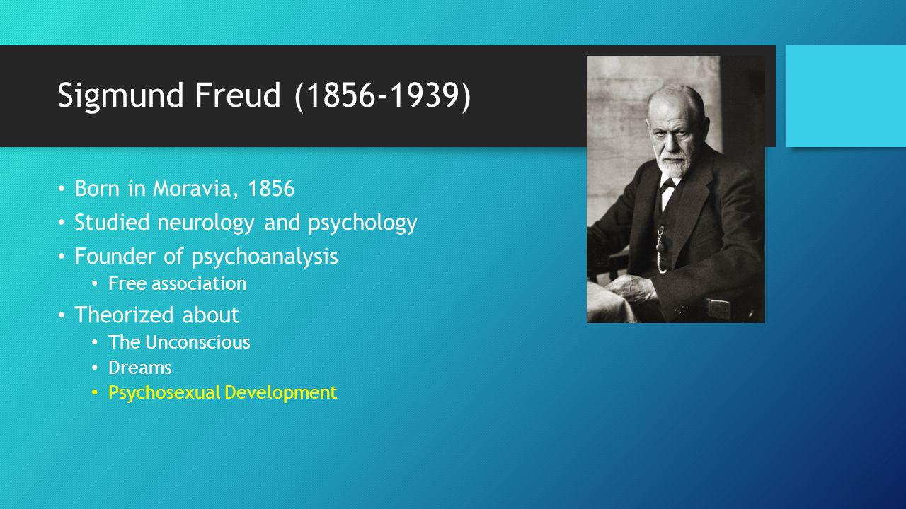 sigmund freud and his psychology essay Sigmund freud (1856-1939) this essay considers freud's life, its influence on his work, and the relevance of such work in the 21 st century freud's early.