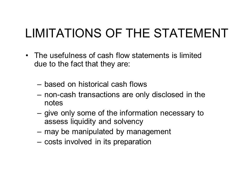 the third financial statement