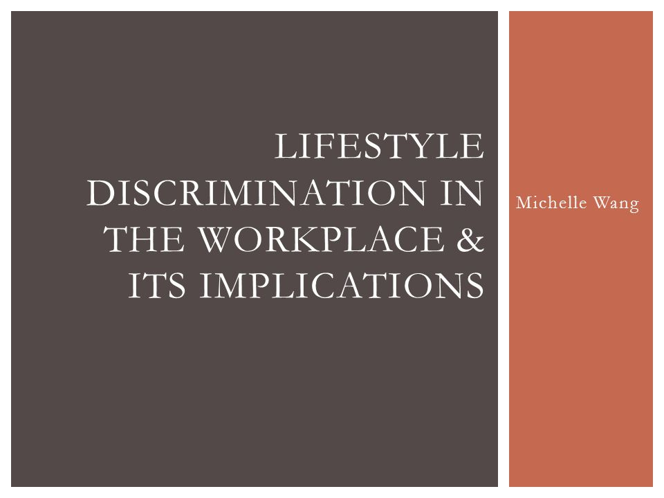 Women Discrimination and Its Implication on Development: