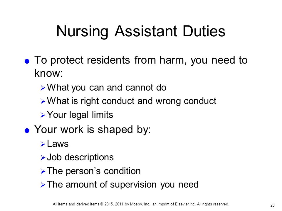 Restorative Nursing Assistant Job Description. Restorative Nursing