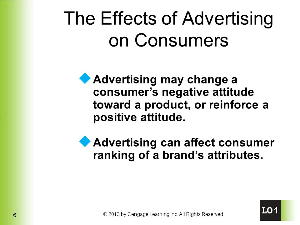 negative effects of advertising