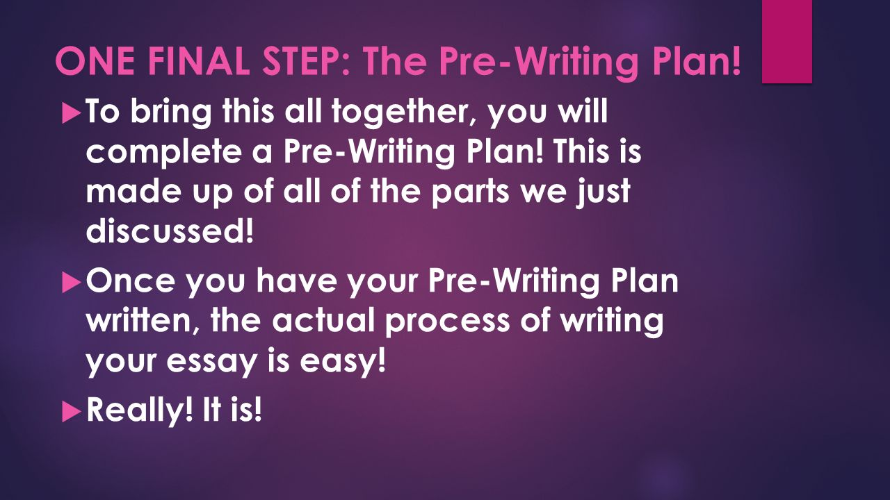 prewritten essays Get cheap pre written essays and affordable custom writing help we have great writers and editors.