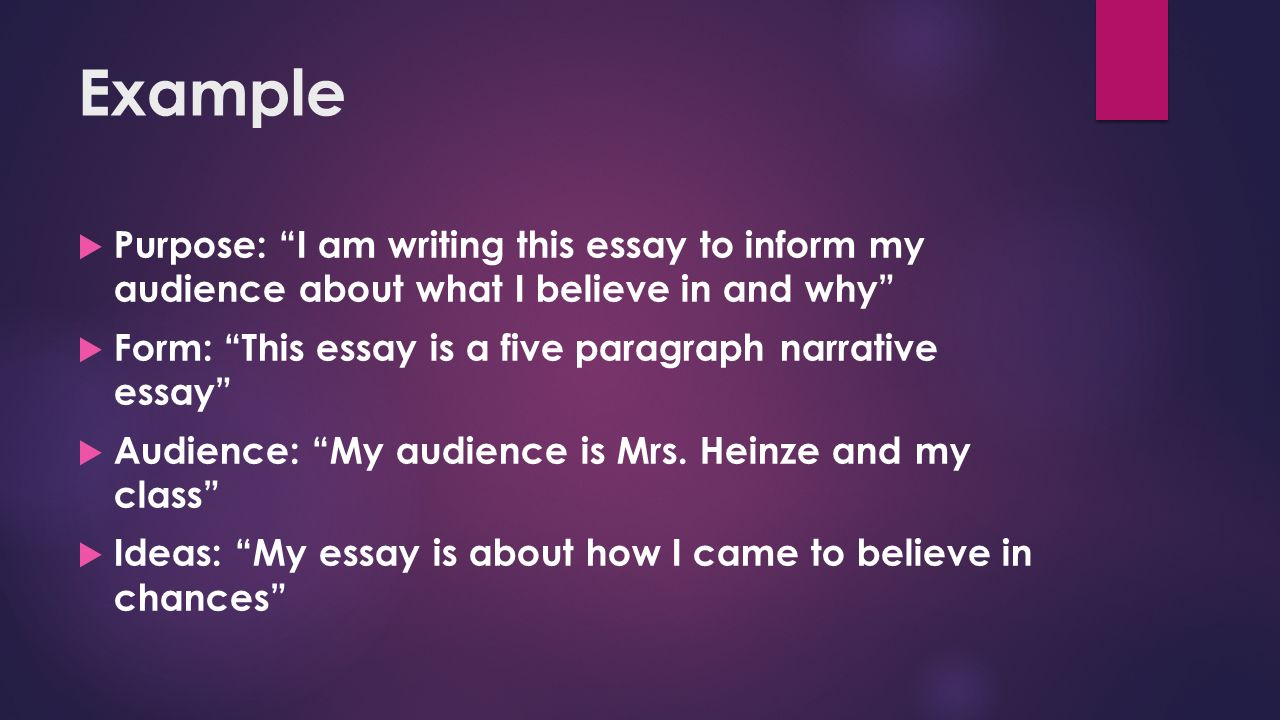 form and purpose essay Aside from the purpose or objective of the essay you are going to writer, you can use our essay outline templates to learn how to format and write a great essay eliminating errors and mistakes a well written essay outline keeps you on track and lets you to accomplish the essay in timely manner.