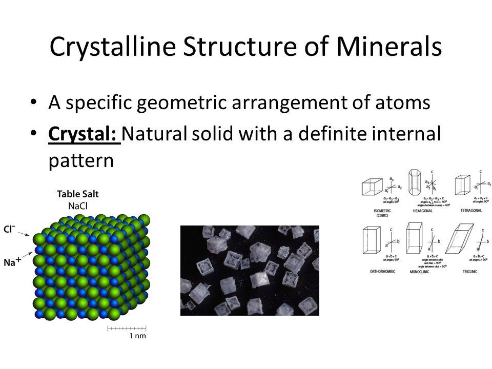Minerals Ppt Video Online Download
